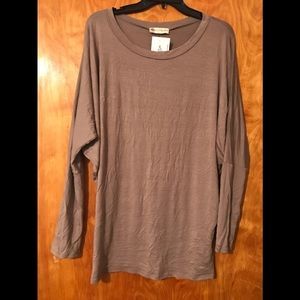 NWT Boutique Dolman Sleeve Top
